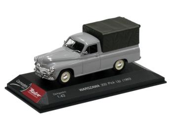 WARSZAWA 200 Pick Up (1960)
