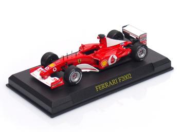FERRARI F2002 # 1 - Michael Schumacher  - Majster sveta F1 ( 2002 )