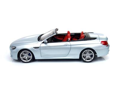 Paragon Models | M 1:18 | BMW M6 (F12) Convertible (2012)