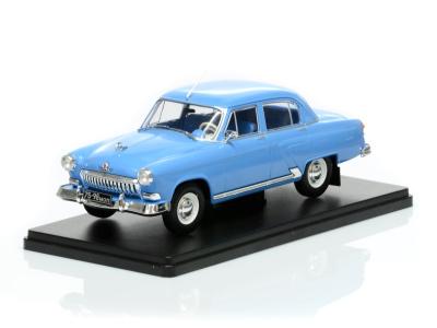 Hachette | M 1:24 | GAZ 21 Volga (1958 )