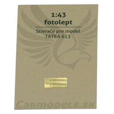 Fotolept - Stierače pre modely Tatra 613