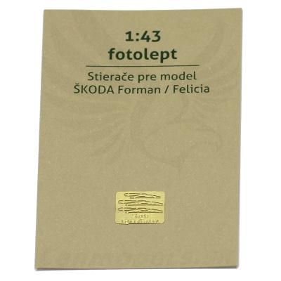 Fotolept - Stierače pre modely Škoda Favorit, Felicia