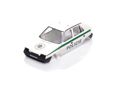 Abrex CZ | M 1:43 | KAROSÉRIA Favorit - Policie CZ (1993)