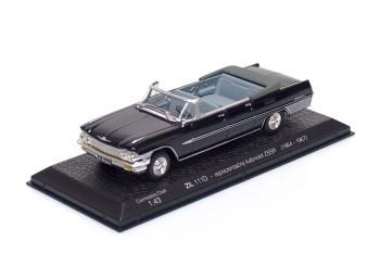 ZIL 111D- Prehliadkový kabriolet ZSSR (1964-1967)