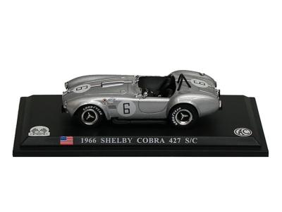 Del Prado | M 1:43 | SHELBY Cobra 427 S/C (1966)