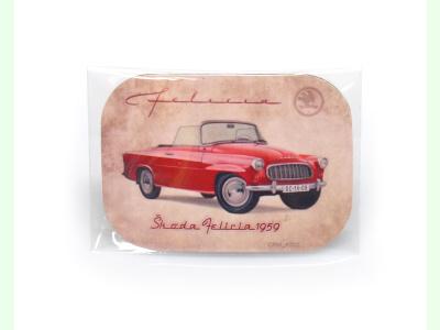 Carmodels SK      MAGNETKA Škoda Felicia (1959)
