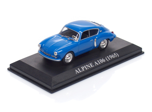 RENAULT Alpine A106 (1965)