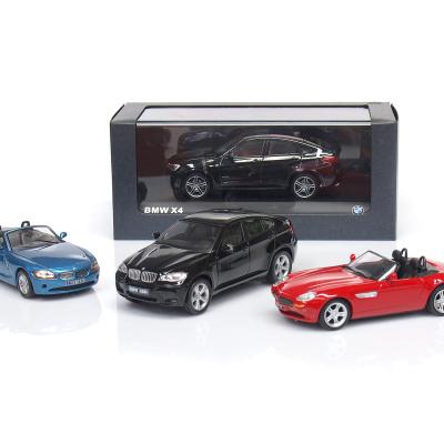 BMW X4 + X6M +Z8 + Z4