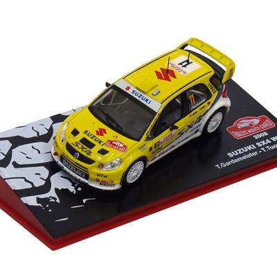 SUZUKI SX4 WRC - #11 - T.Gardemeister / T.Tuominen - Rallye Monte Carlo (2008)