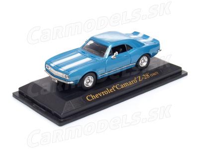 Road Signature | M 1:43 | CHEVROLET Camaro Z28 (1967)