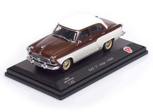 GAZ M21 Volga ( 1958 )