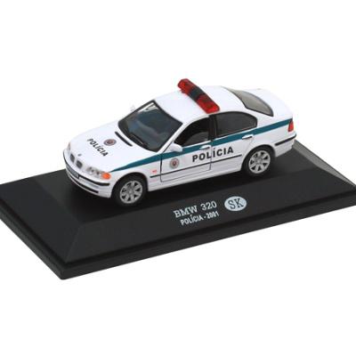 BMW 320 - Polícia SR (2001)