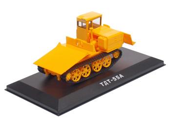 TDT - 55A (1963 - 2003)