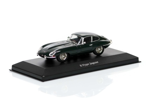 JAGUAR E-Type coupé ( 1961 )