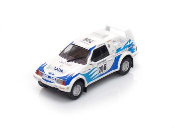 VAZ Samara T3 - Rally Paris Dakar (1990)