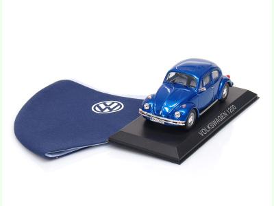 Carmodels SK / DeA | M 1:43 | VW Beetle 1200 + Rúško na tvár