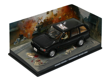 "RANGE ROVER - James Bond Series ""Tomorrow Never Dies"""