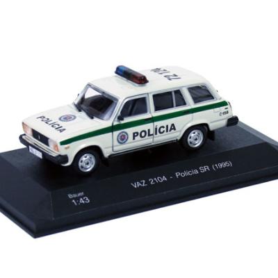 VAZ 2104 Lada - Polícia SR (1995)