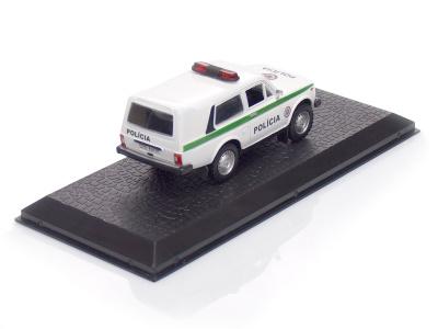 Carmodels SK / DeA | M 1:43 | VAZ 21214 Lada Niva Special 4x4 - polícia SR (1999 )