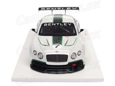 TSM Models | M 1:18 | BENTLEY Continental GT3 - Concept Car (2012)