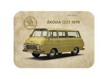 MAGNETKA Škoda 1203 (1976)