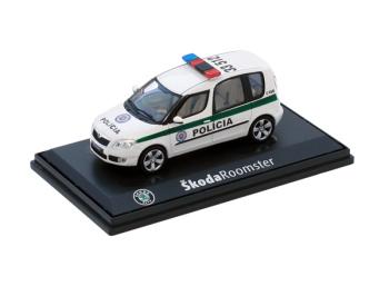 ŠKODA Roomster - Polícia SR (2007)
