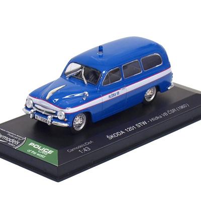 ŠKODA 1201 STW - Hlídka VB ČSR (1960)