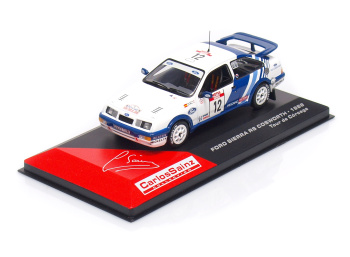 FORD Sierra RS Cosworth - Tour de Córcega (1988)