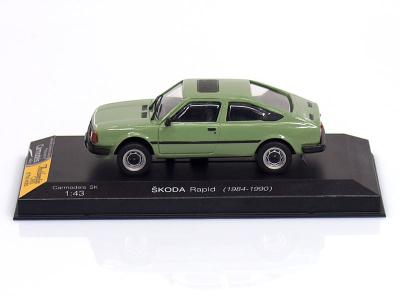 Carmodels SK | M 1:43 | ŠKODA Rapid (1984 - 1990 )