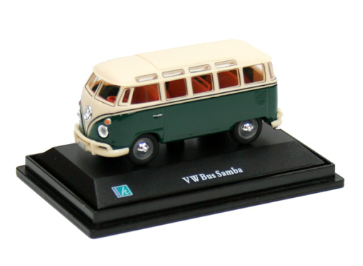 VW Samba Bus (1950-1967)