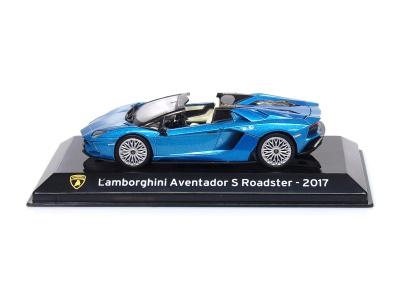 Altaya | M 1:43 | LAMBORGHINI Aventador S Roadster (2017)