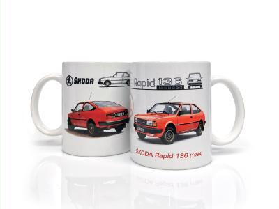 Carmodels SK |  | HRNČEK Škoda Rapid 136