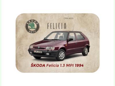 Carmodels SK |  | MAGNETKA Škoda Felicia 1.3 MPi (1994)