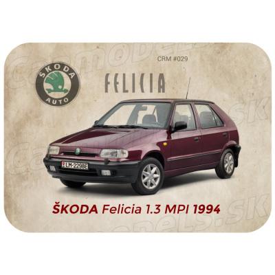 MAGNETKA Škoda Felicia 1.3 MPi (1994)