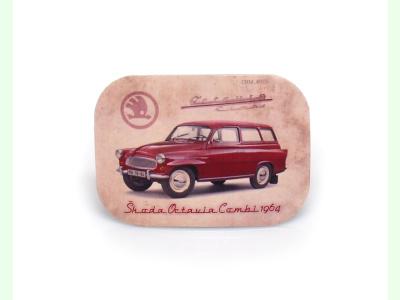 Carmodels SK |  | MAGNETKA Škoda Octavia Combi (1964)