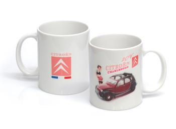 Hrnček Citroën 2CV Charleston