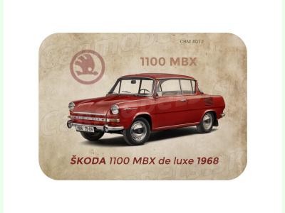 Carmodels SK |  | MAGNETKA Škoda 1100 MBX (1968)