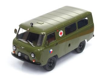 UAZ 452A Military Ambulance ČSSR (1979)