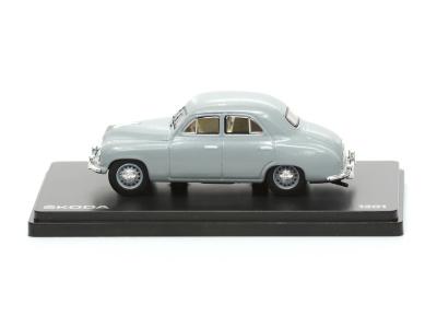 Abrex CZ | M 1:43 | ŠKODA 1201 sedan (1956)