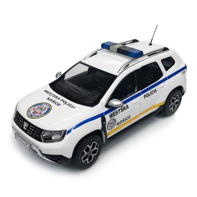 DACIA Duster - Mestská polícia Košice (SR, 2020)
