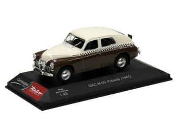 GAZ M-20 Pobeda Taxi (1947)