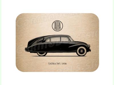 Carmodels SK |  | MAGNETKA Tatra T87 (1936)