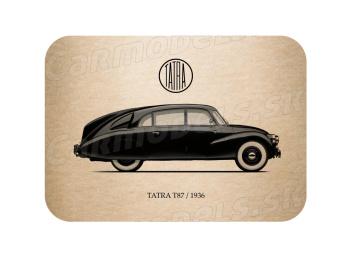 MAGNETKA Tatra T87 (1936)