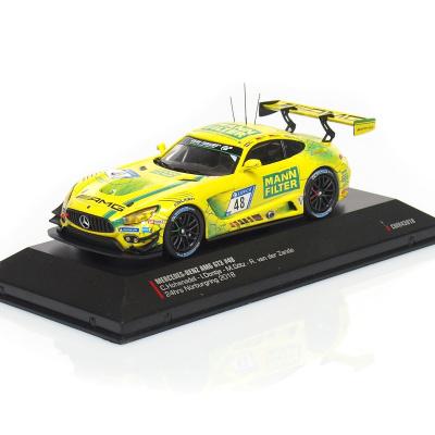 MERCEDES-BENZ AMG GT3 - #48 Team Mann Filter- 24h Nürburgring ( 2018 )
