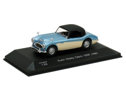 AUSTIN Healey Cabrio 100/6  Hard top (1966)