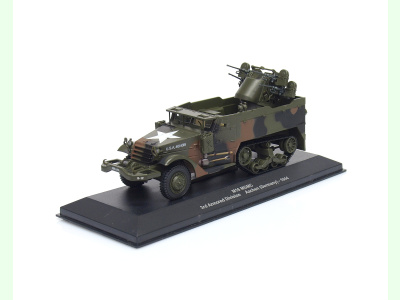 Atlas | M 1:43 | M19 MGMC - 3rd Armored Division - Aachen Germany (1944)